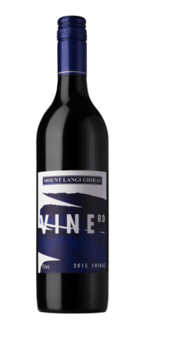 Mount Langi Ghiran Vine Road Shiraz 2017 (12 x 750mL), VIC.