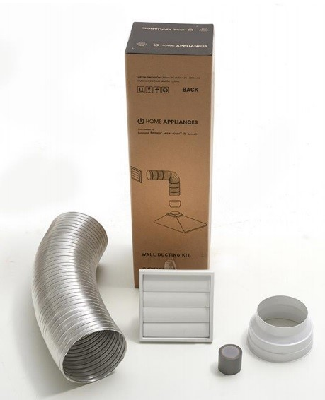 Euromaid DKW Ducting Kit Wall