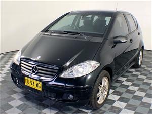 2006 Mercedes Benz A170 Classic W169 Aut