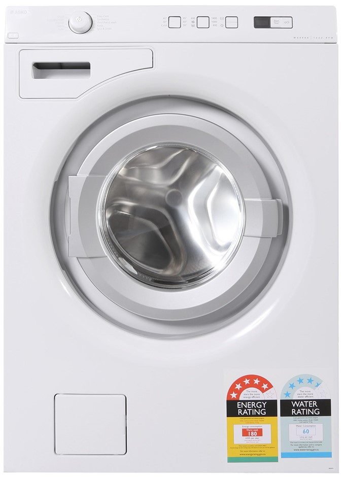 Asko W6444A 7kg Front Load Washing Machine