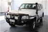 2009 Nissan Patrol ST-S 3.0 GU II Turbo Diesel Automatic 7 Seats Wagon