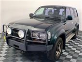 1993 Toyota Landcruiser GXL (4x4) FZJ80 Auto