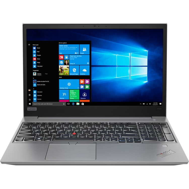 Lenovo ThinkPad E580 15.6-inch Notebook, Silver