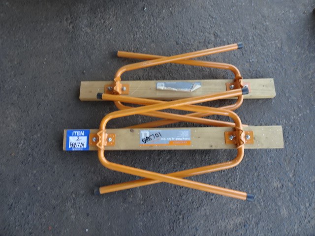Folding Metal Leg Saw Horse, Craft Right brand
