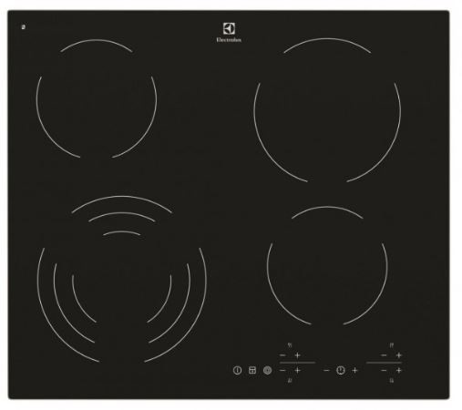 Electrolux EHC644BA 60cm Electric Cooktop