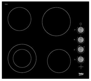 Beko HIC641051 60cm Ceramic Cooktop