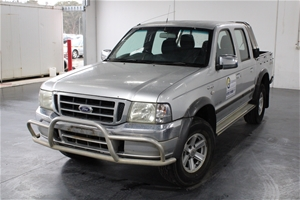 2005 Ford Courier GL (4x4) PH Automatic