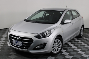 2015 Hyundai i30 Active GD Automatic Hat