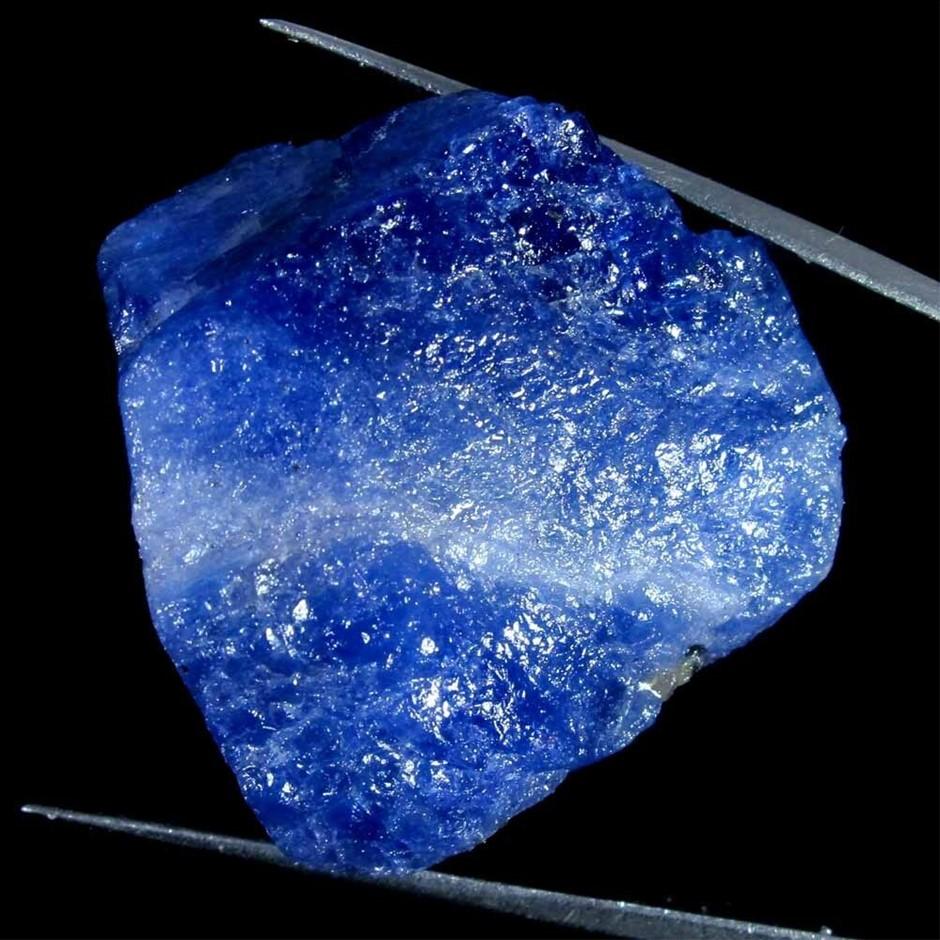 158.85ct Blue Tanzanite Facet Rough Gemstone