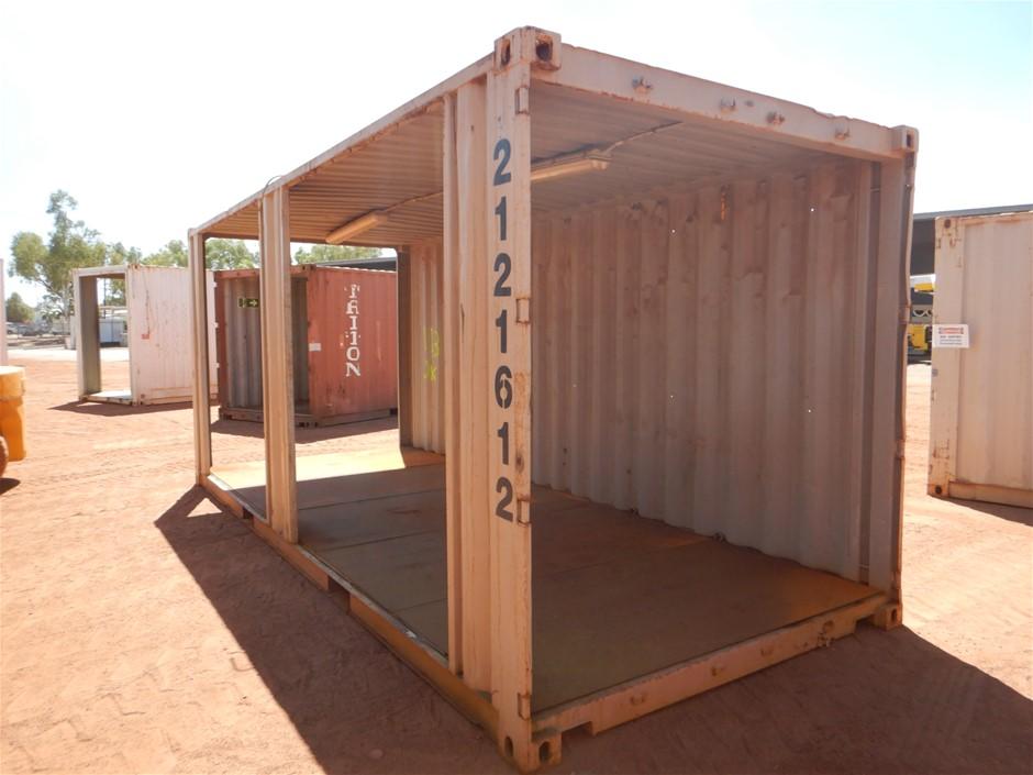 Walkway/Shelter, 20 Foot, Standard (B-Type)