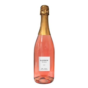 Rainbow Pink Moscato Sparkling 2018 (6 x