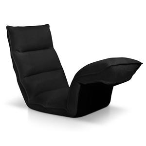 Artiss Adjustable Floor Lounge Chair- Bl