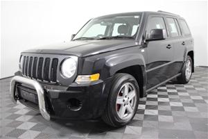 2010 Jeep Patriot Sport Wagon, 141,978km
