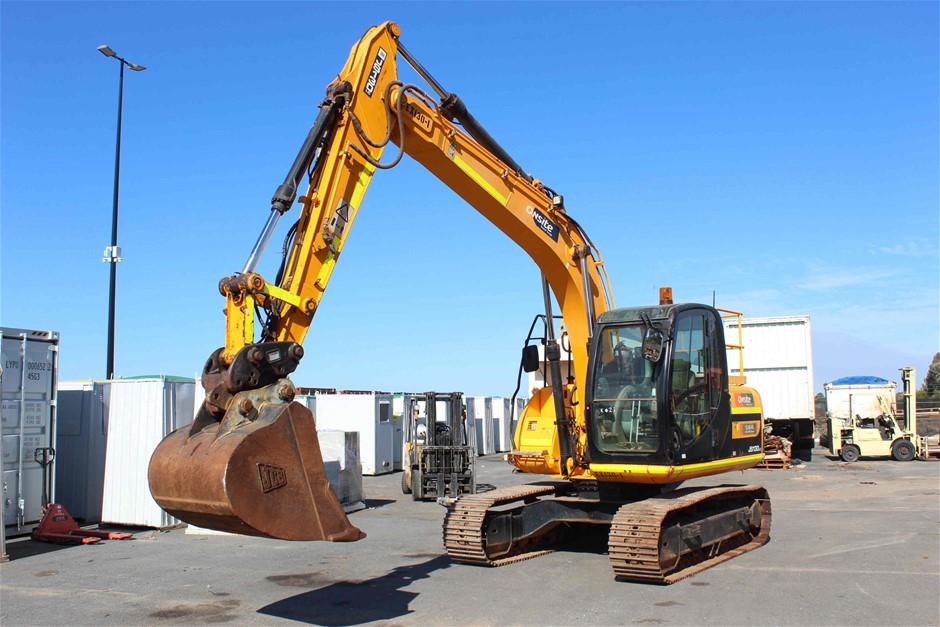 2010 JCB JS130LC 13T Excavator