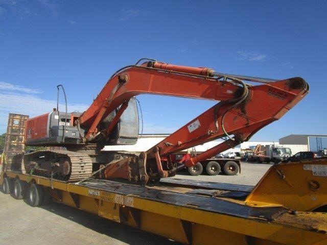 2007 Hitachi ZAXIS240-3 Hydraulic Excavator