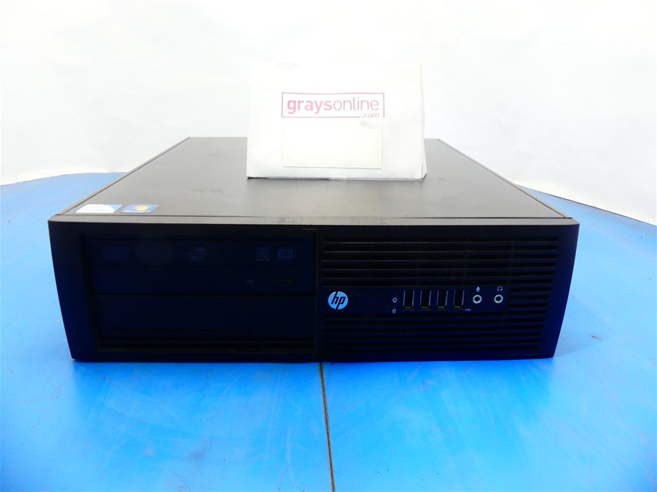 HP Compaq 4000 Pro SFF PC Small Form Factor (SFF) Desktop PC