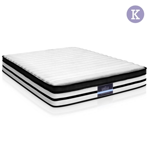 Giselle Bedding King Size 27cm Thick Foa