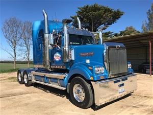 Western Star 4900 >> 2013 Western Star 4900 W30 Prime Mover Truck