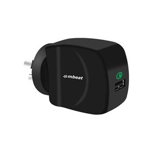 mbeat MB-CHGR-QC2 Qualcomm certified USB
