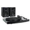 mbeat MB-TR518K Pro-M Bluetooth stereo turntable system (Black)