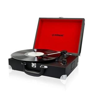 mbeat USB-TR88 Retro Briefcase-styled US