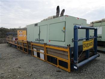 Various Compressors & Generators