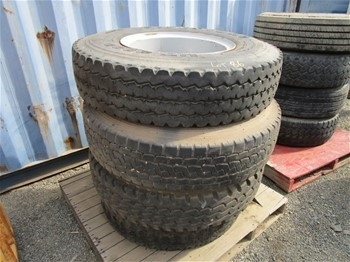 Used Tyres & Wheels