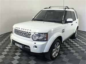2012 Land Rover Discovery 3.0 SDV6 HSE S