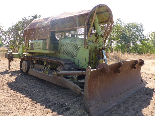 1985 Terex 8230FA Dozer