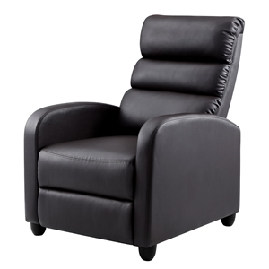 Artiss Luxury Recliner Chair Lounge Armc