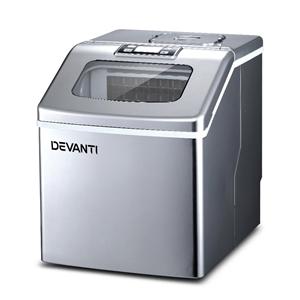 Devanti Portable Ice Maker Commercial Sq