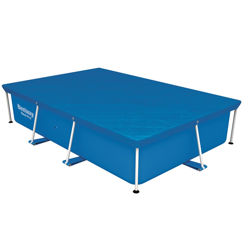 Bestway Swimming Pool Cover For 2.59mx1.7m Above Ground Pools LeafStop