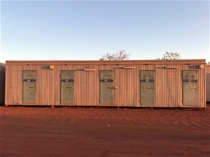 Demountable Building - Derby, WA