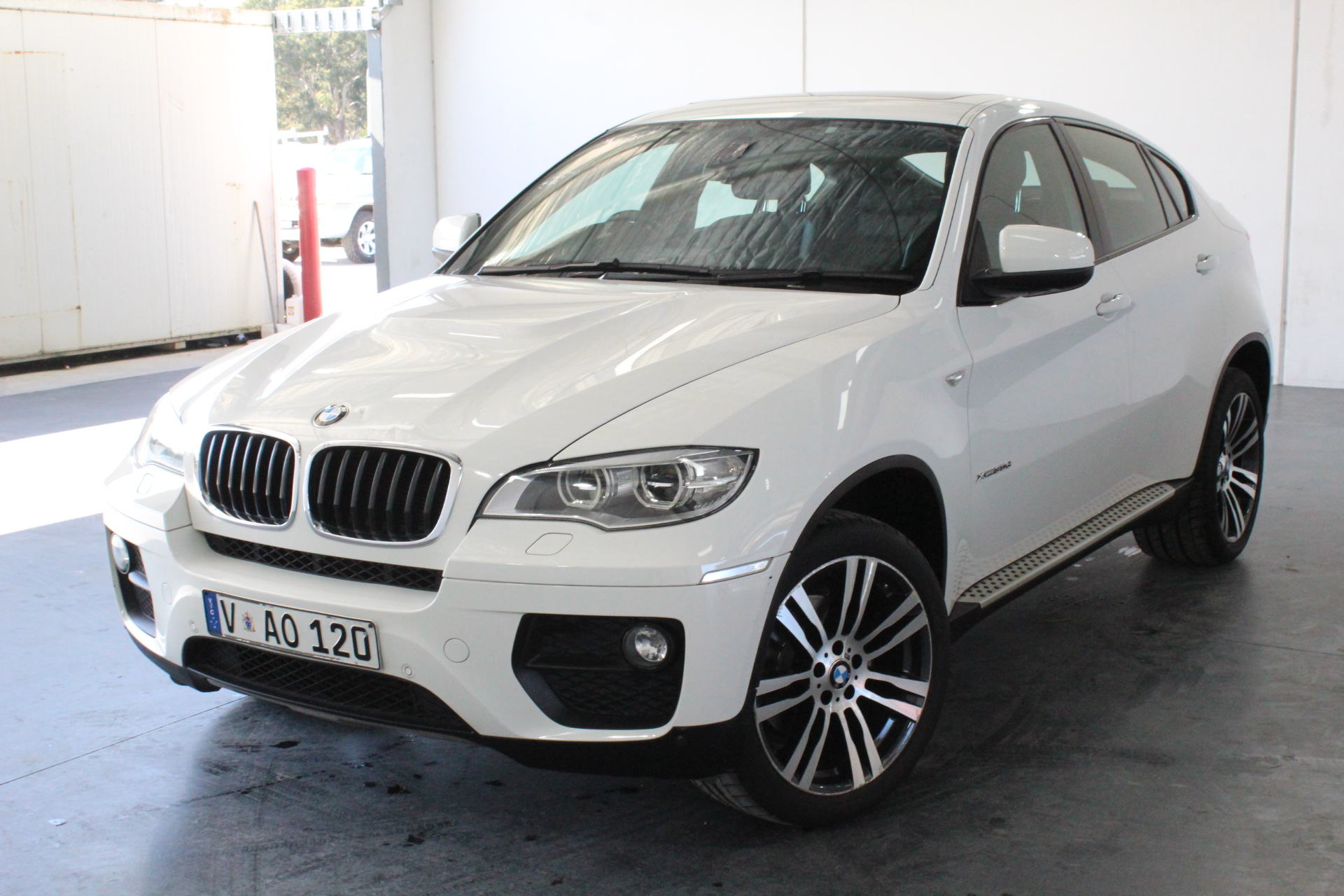 2012 BMW X6 xDrive 30d E71 LCI Turbo Diesel Automatic - 8 Speed Coupe
