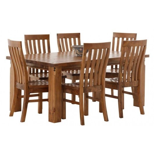 Woolstore 7-Piece Dining Suite