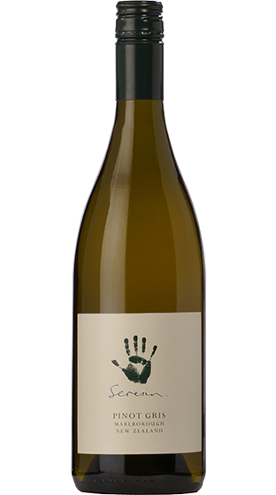 Seresin Estate Gris 2018 (6 x 750mL), Marlborough, NZ.