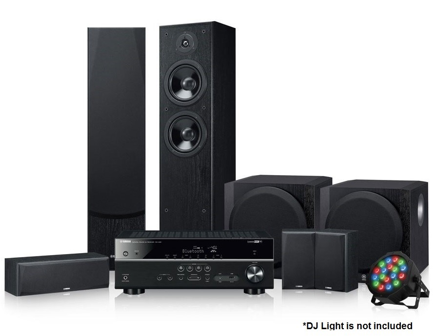 Yamaha LIVESTAGE 6300 Home Theatre System
