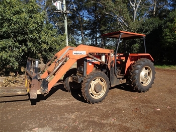 Ursus 3514 Frontend loader tractor FWA