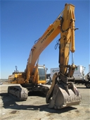 2004 Hyundai Robex 450LC-7 Hydraulic Excavator
