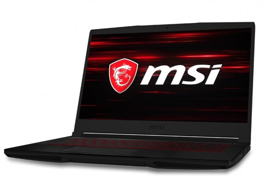 "MSI GF63 8RC-469AU 15.6"" FHD/i7-9750H/16GB/256GB SSD +1TB HDD/GTX 1050 Ti"