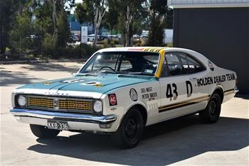 1969 Holden HT GTS 350 - Peter Brock`s HDT Bathurst Monaro Race Car