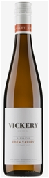 Vickery Eden Valley Riesling 2018 (6 x 750mL). SA.
