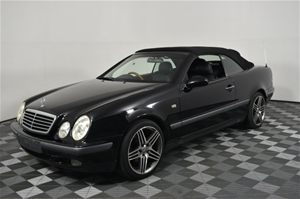 1998 Mercedes Benz CLK 320 Avantgarde A2