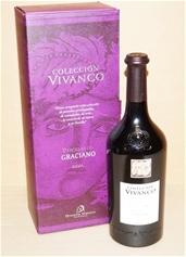 Vivanco Colección Parcelas de Graciano 2007 (6 x 750mL), Rioja Alta, Spain.