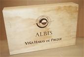 Viña Haras de Pirque ALBIS Cabernet Sauvignon Carménère 2005 (6 x 750mL)