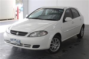 2007 Holden Viva JF Automatic Hatchback