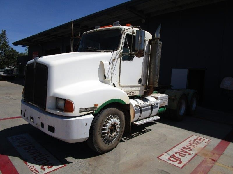 1998 Kenworth 6x4 T401 Prime Mover