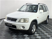 Unreserved 2000 Honda CR-V Sport RD Automatic Wagon