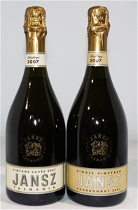 Mixed Jansz Wine Pack (2 x 750ml), Cork