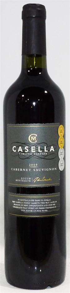 Casella 'Limited Release' Cabernet Sauvignon 2009 (1x 750mL)